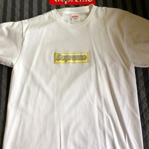 Supreme Bling Box Logo Tee